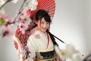 2着目傘桜