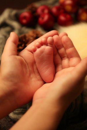 ニューボーンベビー・新生児写真