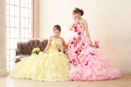 成人式 ドレス