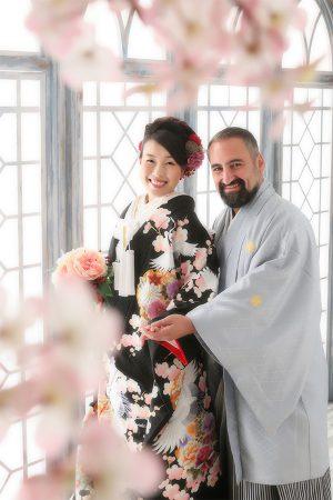 結婚記念 ウェディングフォト 和装