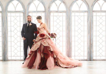 結婚記念 ウェディングフォト ドレス
