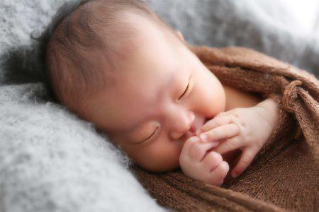 ニューボーン 写真 新生児