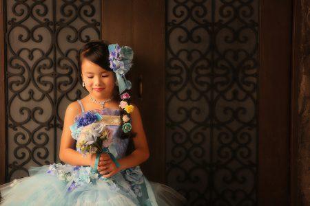 7歳 ドレス