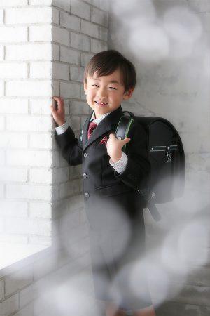 入学 写真 小学校