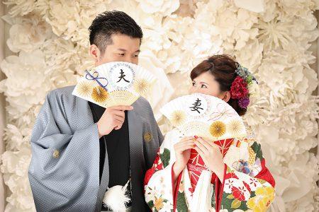 フォトウェディング 和装 婚礼