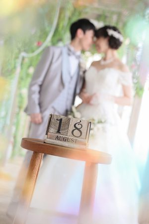 婚礼 ブロック